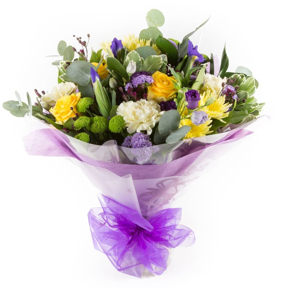 Florists Choice Hand Tied flowers